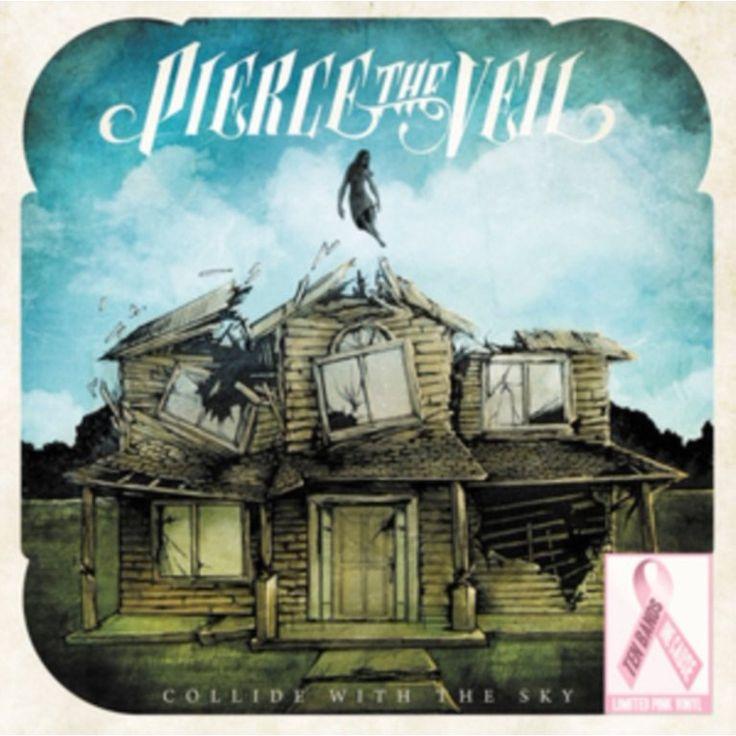 Pierce The Veil Collide With The Sky Vinyl Walmart Com Pierce The Veil Wallpaper Pierce The Veil Album Cover Art