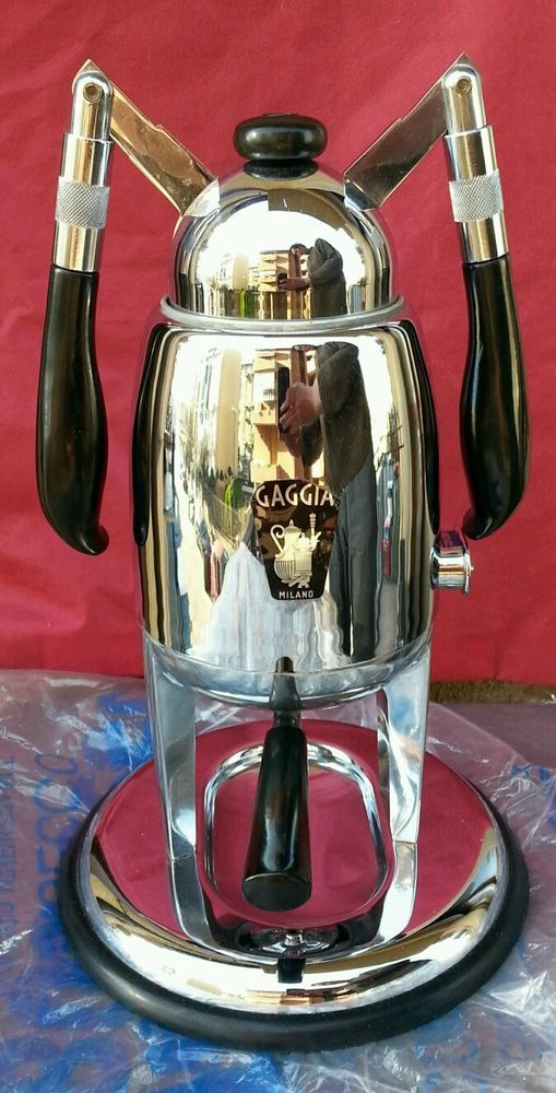 GAGGIA GILDA MACCHINA CAFFÈ VINTAGE OLD COFFEE MACHINE ESPRESSO