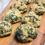 Best Ever Spinach Balls Appetizer