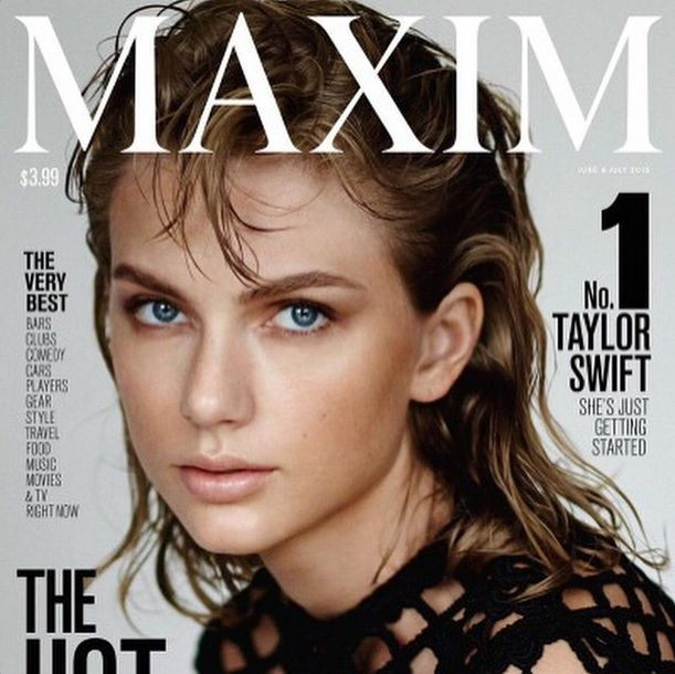 Taylor Swift Awesomely Talks Feminism In Maxim, And The Irony Is Not Lost On Me
