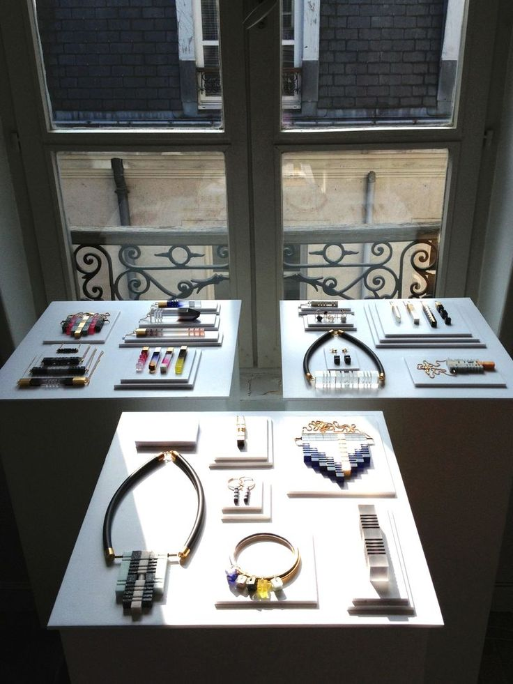 Geometric Accessories at it's Best by Lily Kamper