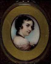 Georgiana McRae, self-portrait.