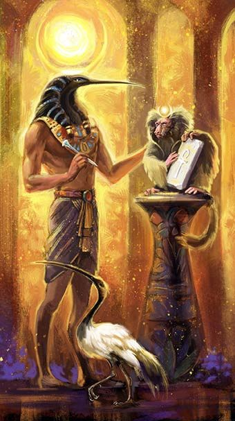 Andre tal; 10, 22, 24, 28: Et andet væsentligt tal i den egyptiske gudeverden er titallet. Det er tidsmæssige og rummæssige symboler. Desuden skal tolvtallet nævnes, for det er opstået af en kombination af triaden og kvadratet (3x4), som repræsenterer kræfter i cyklisk manifestation. Ti og tolv skaber tallet toogtyve − et tal, der spiller en vigtig rolle i den kosmologiske struktur i det gamle Egypten. Toogtyve kommer kunstnerisk og arkitektonisk til udtryk en række hellige steder. De…