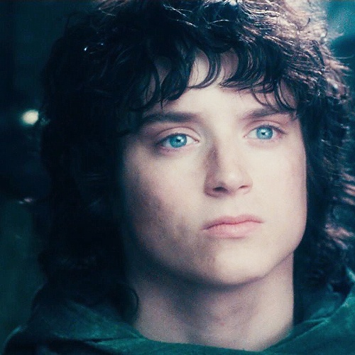 678 best images about lord of the rings on pinterest for Pics of frodo baggins