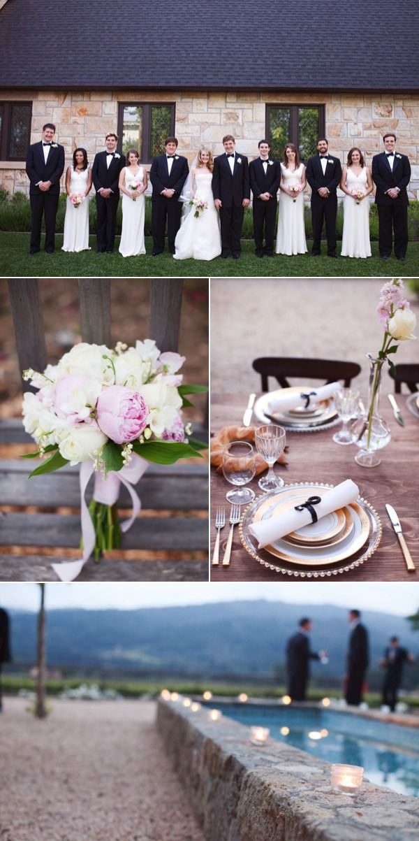 Napa Valley Wedding by Jessica Burke Photography + Lovely Little Details http://www.itgirlweddings.com/