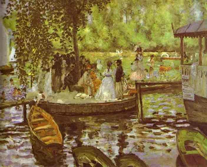 Peintre : Renoir - Peintres impressionnistes célèbres, sur Peinture Libre