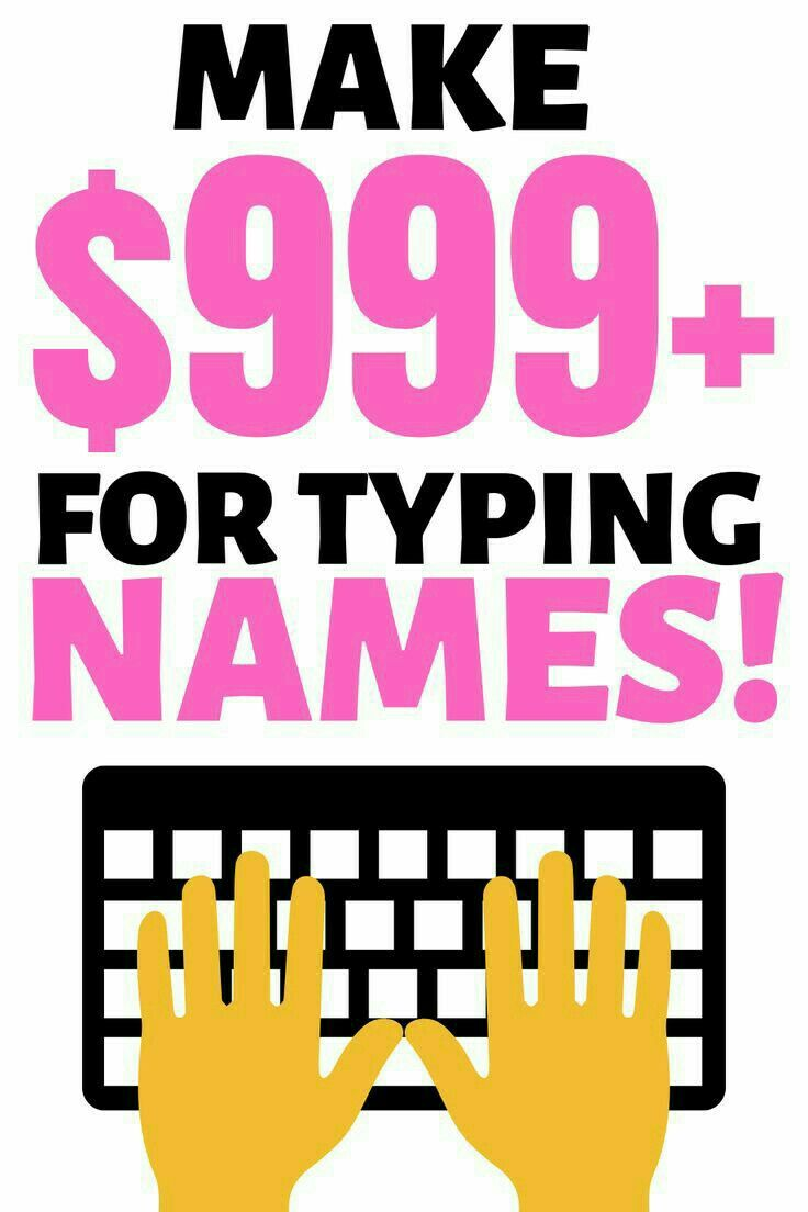 make 999 for typing names in 2020 How to get money