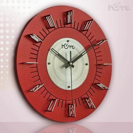 Modern Wall Wooden Clock 3D Digitals Wood Wall Clocks Watches Art Home Decoration Vintage relogio de parede orologio da parete