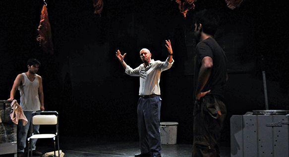 Última oportunidad para disfrutar de la obra 'Masked' dentro del ciclo 'Teatro para el Auditorio'