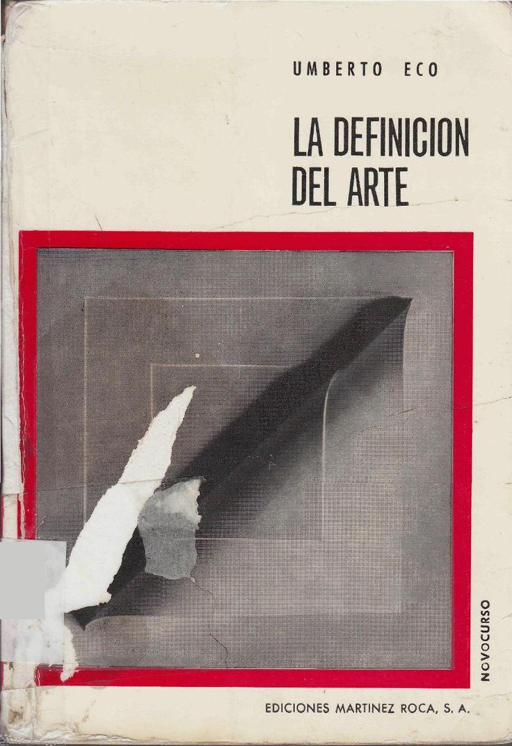Desde http://issuu.com/marvinsfreeunderground/docs/_1968__la_definici____n_del_arte