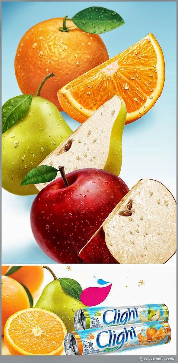 GONZALO KENNY   Illustration   Brand Art: CLIGHT Caramelos   Ilustraciones Packaging