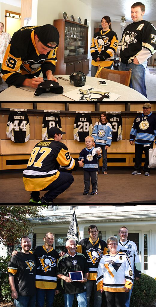 Here's a look at some of the best photos from the Pittsburgh Penguins 2015 Season Ticket Delivery.