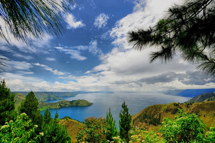 Simalem, Lake Loba, North Sumatera