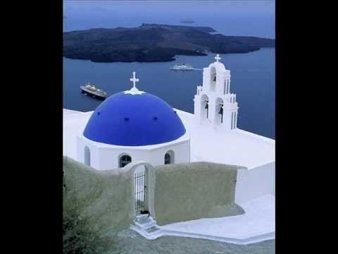 Greece-Byzantine Meditation by Katerina Kostaki
