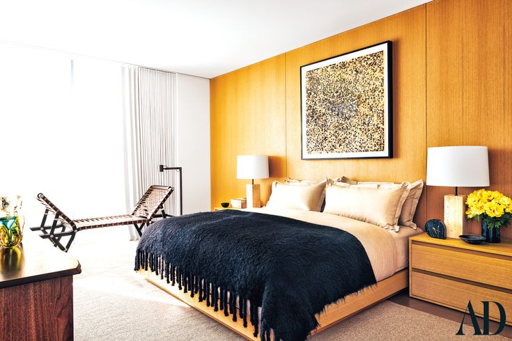 Michael Kors Takes AD Inside His Sprawling New York City Penthouse - Architectural Digest Architectural Digest, Vogue Living, Michael Kors, New York Penthouse, Decoracion Vintage Chic, Oak Beds, Interior Architecture, Interior Design, Lounge