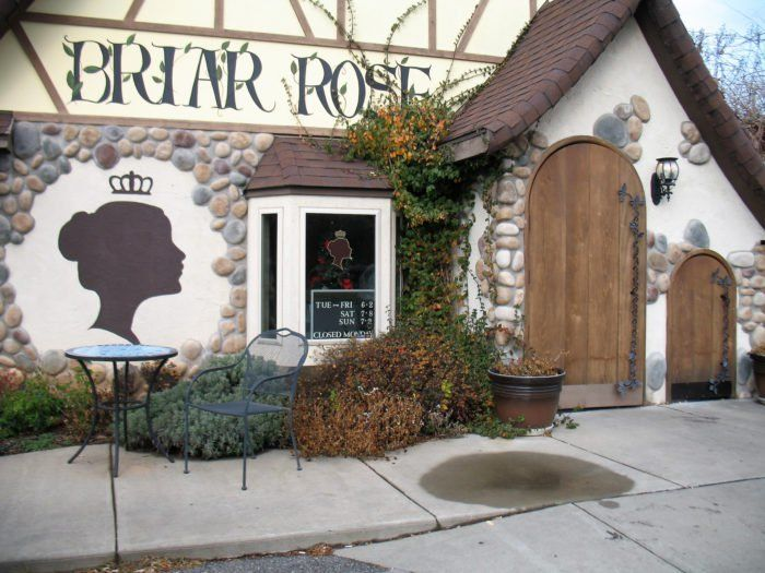 The Little Bakery In Arkansas That Looks Straight Out Of A Storybook Arkansas Travel Arkansas Vacations Briar Rose