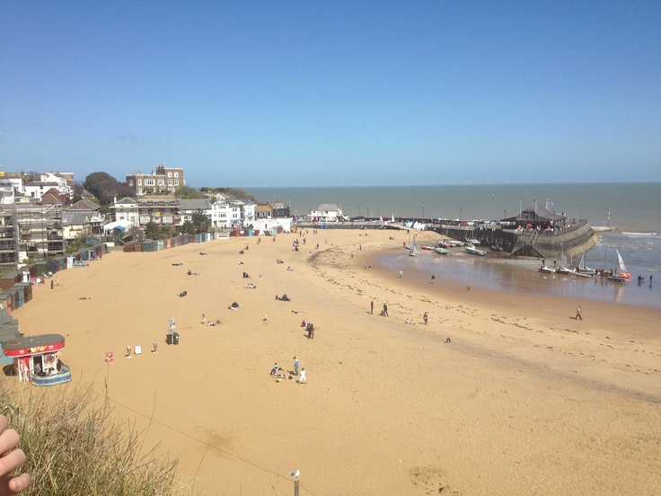 Broadstairs, Kent, England I never tire of this view