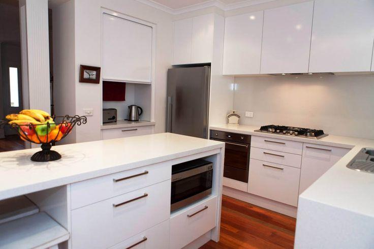 2 9141 Ice Snow™ - Select Kitchens 9141 Ice Snow