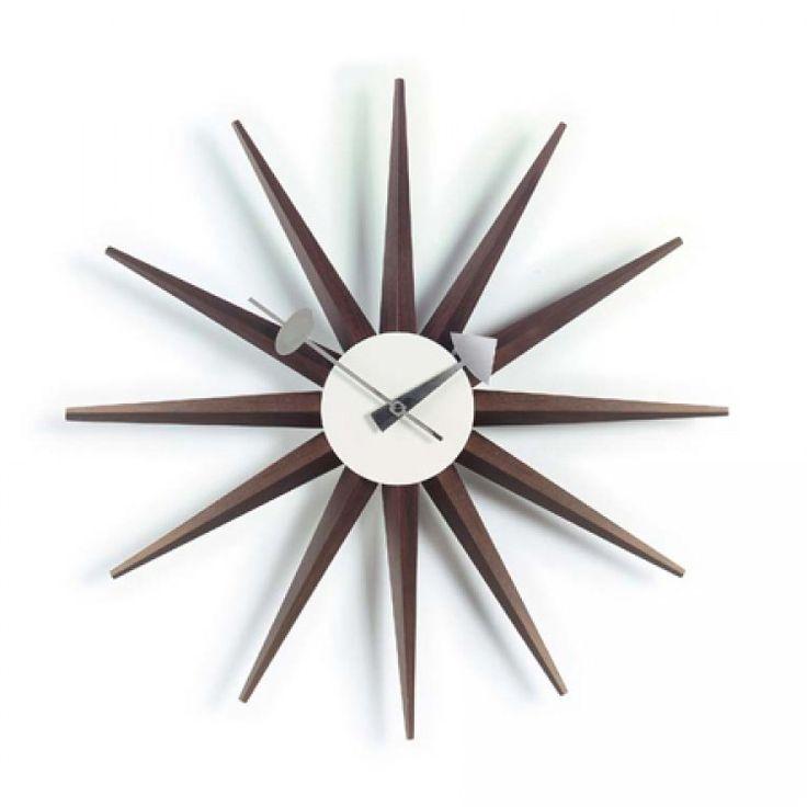 Sunburst clock, Gerorge Nelson