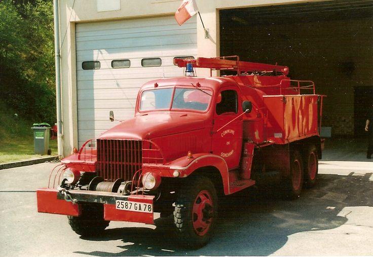 Ontario antiguo aparato de fuego culo