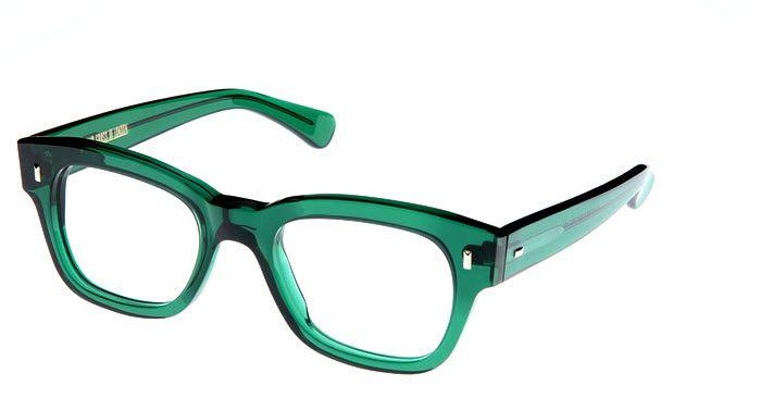 Emerald Green Eyeglass Frames : 0772 Emerald Green USD470.00 50s inpired frame with a ...