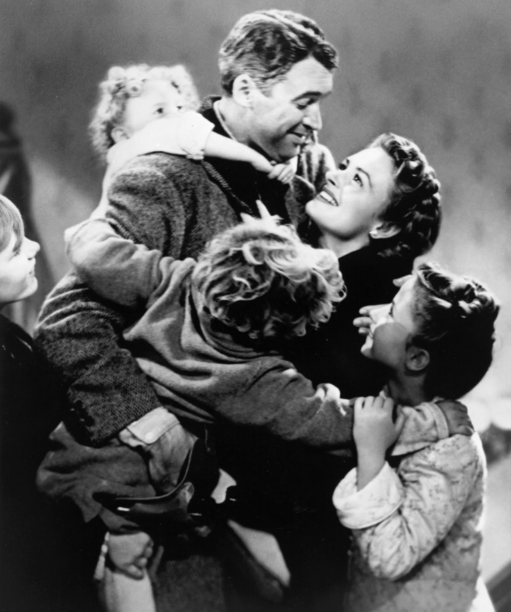 """""""You see George, you've really had a wonderful life. Don't you see what a mistake it would be to just throw it away?"""" - It's A Wonderful Life"""