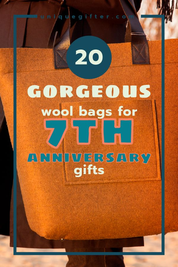 7th Wedding Anniversary Gift Ideas For Him Uk : Wool Anniversary Gift Ideas Gifts for Seventh Anniversary For Him ...