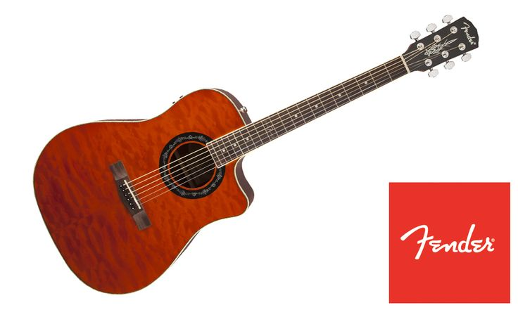 The perfect gift for new recruits and experts. A great budget electric acoustic guitar by Fender that matches the quality of most acoustics. The truth is, Fender knows their stuff and the 300CE comes supercharged with great features. Available at leading Music Industry stores nationwide at R4,995.00. Visit www.fenderfamily.co.za to be among the first to...
