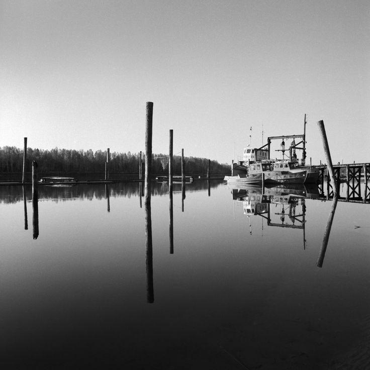 - At the docks -