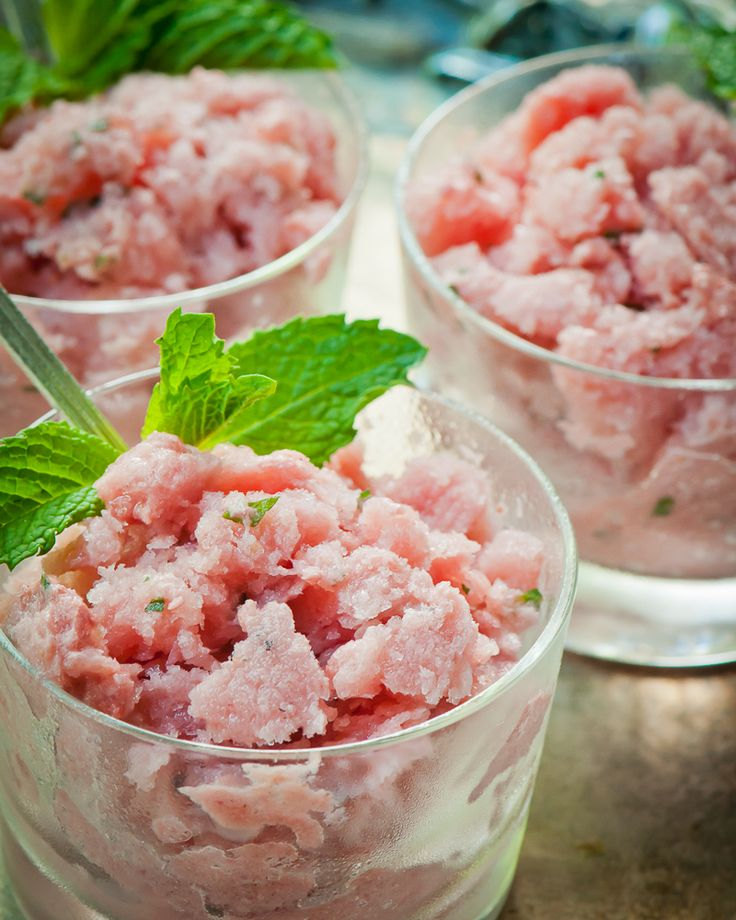 165 best sweets images on pinterest vegan recipes healthier strawberry watermelon mint granita and e book sale no cook recipesraw food recipessimple forumfinder Images