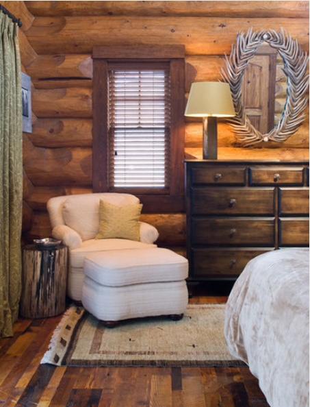 17 best images about rustic cabin style on pinterest for Rustic cabin flooring