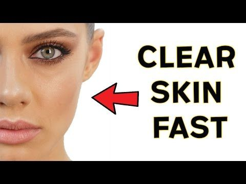 how to get smooth facial skin fast