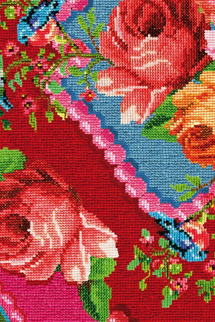 PiP Singing Roses Pink wallpaper