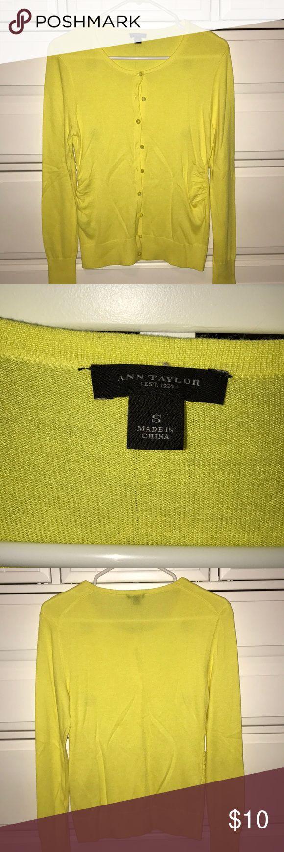 Más de 25 ideas increíbles sobre Yellow cardigan sweater en ...