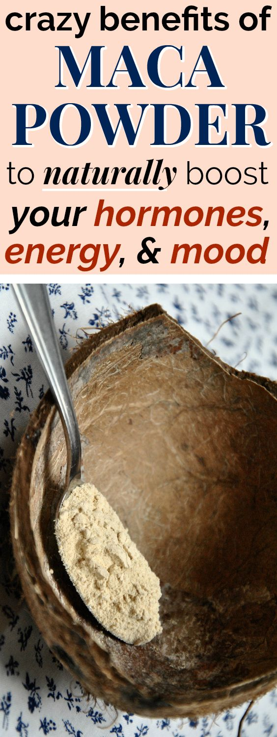 How Maca Powder Can Naturally Boost Your Mood, Energy, and Hormones   This article about maca powder benefits and how it can help your energy levels, mood, and hormones is SO helpful! I'm totally new to maca powder and love that this article shares how to use maca powder and where to find it! Plus, she includes how much maca to eat in a day and whether to buy gelatinized or raw maca powder. Definitely pinning for later! #naturalremedies #holistichealth #superfoods #adaptogens