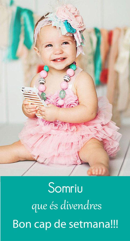 Bon cap de semana!!! somriure http://bit.ly/1avJssI