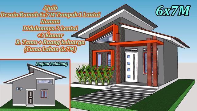 Desain Rumah Minimalis Beserta Dalamnya Cek Bahan Bangunan