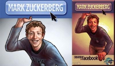 Sosyal Ağların Kahramanı Mark Zuckerberg Artık Bir Çizgi Roman - Süper kahramanların maceralarını konu alan çizgi romanlar arasına şimdi de sosyal ağların kahramanı, hayırsever genç iş adamı ve Facebook'un yaratıcısı Mark Zuckerberg'in hikâyesi ekleniyor(...)