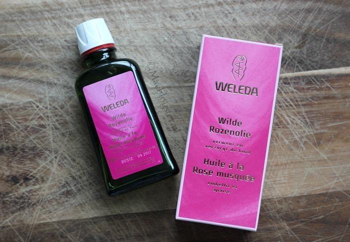 Weleda Wilde Rozenolie: mijn favoriet voor huid en haar