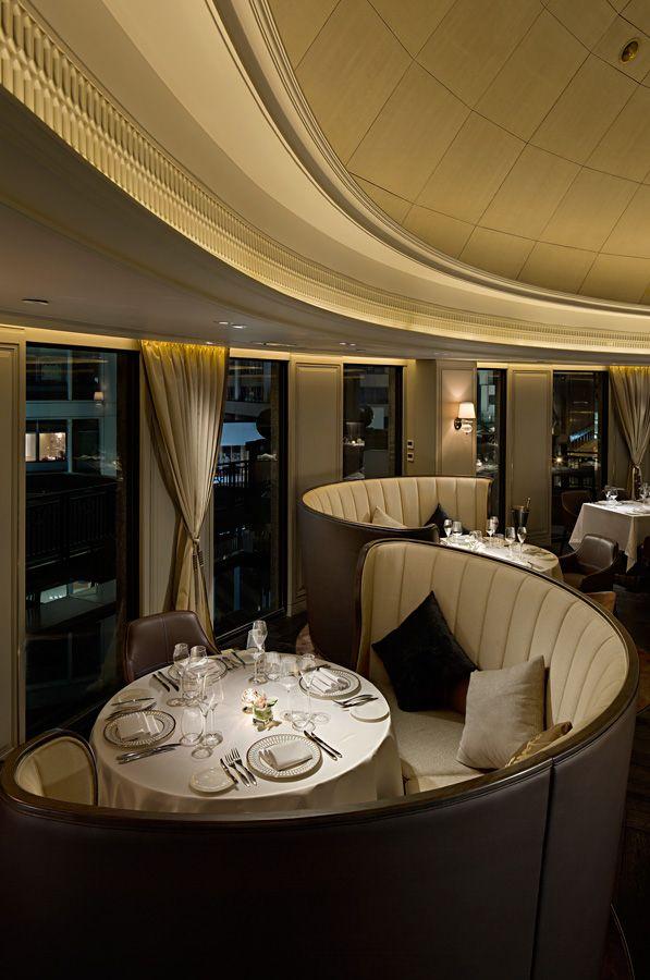 Le Dôme de Cristal Hong Kong Restaurant · Completion Year: 2013