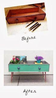 caractériELLE: 15 idées pour détourner ses vieux tiroirs