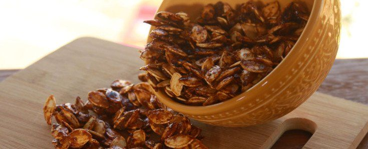 Cover Image - Say Hello To Fall With Our Irresistible Caramelized Pumpkin Seeds