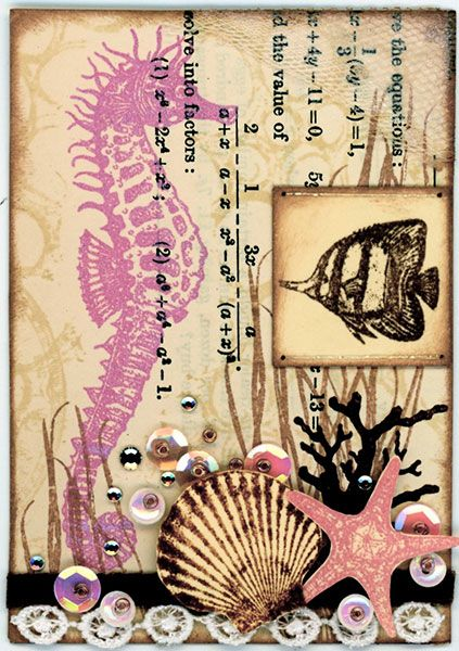 17 Best Images About Art Atc Artist Trading Cards On