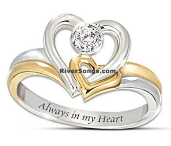 Heart Shaped Diamond Promise Ring See More Here Http