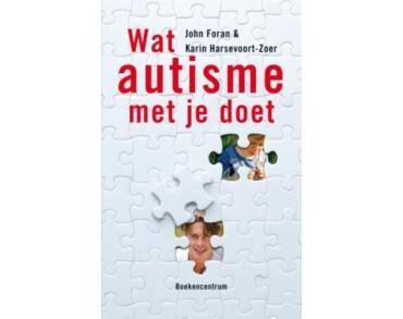 Boek 'Wat autisme met je doet'