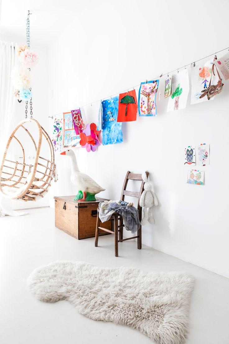 © Sonja Velda Fotografie | wall art in kids room