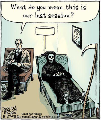 Yeee Grim Reaper.