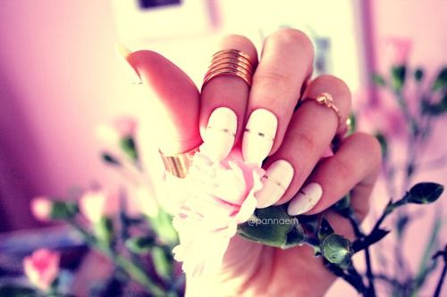 nails, nail, hybryda, nailsinspiration, pink, blogger