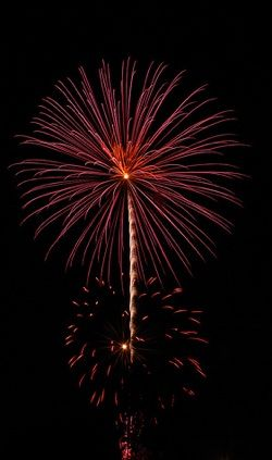 One of the largest fireworks displays is set for Sombrero Beach, in Marathon, a family beach-going and boating tradition in the Middle Keys.