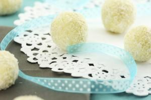 Lime Coconut Truffles - Foodcollection RF / Foodcollection / Getty Images